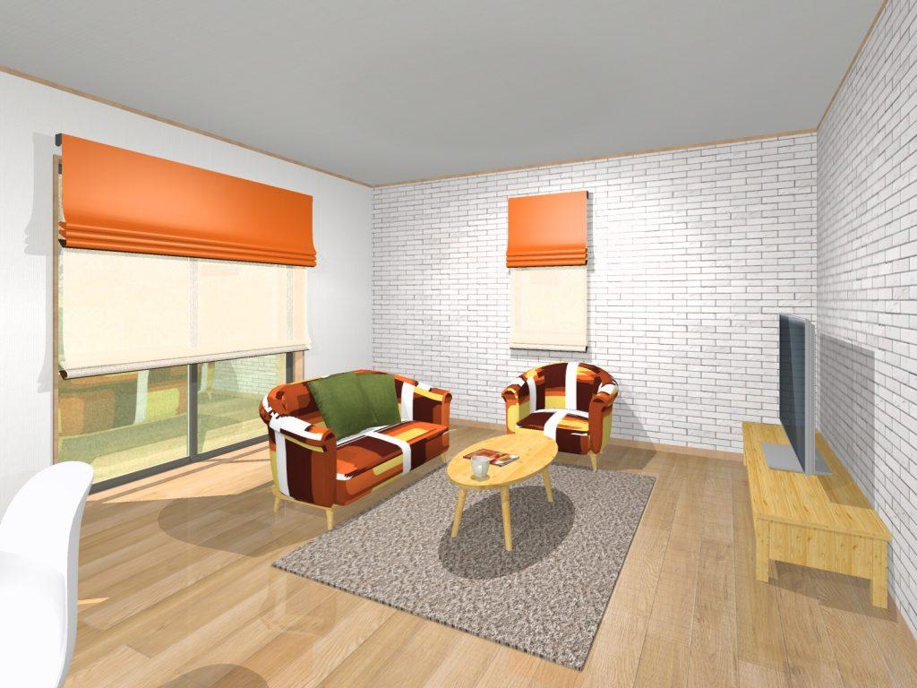 住む場所が決まったらイセヤで3Dプランニングご要望に応じたインテリアのご提案をいたします
