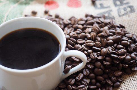 コーヒーコーナーできました